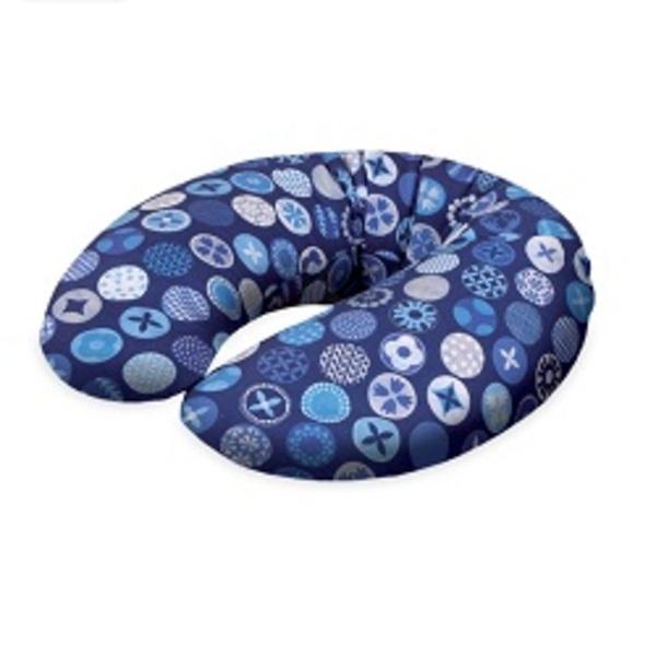 Cebuška Mini žerzej kruhy modré.