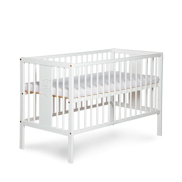 Detská postieľka - RADEK-IV biela