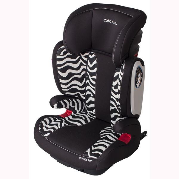 Autosedačka Coto Baby RUMBA pro ISOFIX 15-36 kg