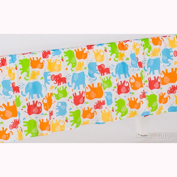 Volán pod matrac MT - slony farebné