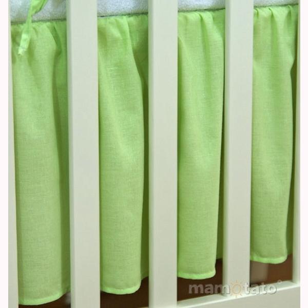 Volán pod matrac MT – zelená 1