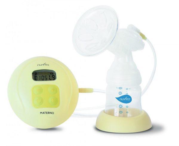 NUVITA Materno Life Elektrická odsávačka mlieka