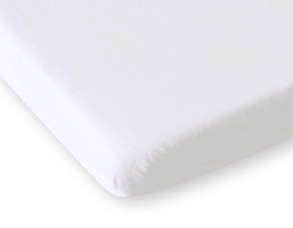 bavlnená plachta biela