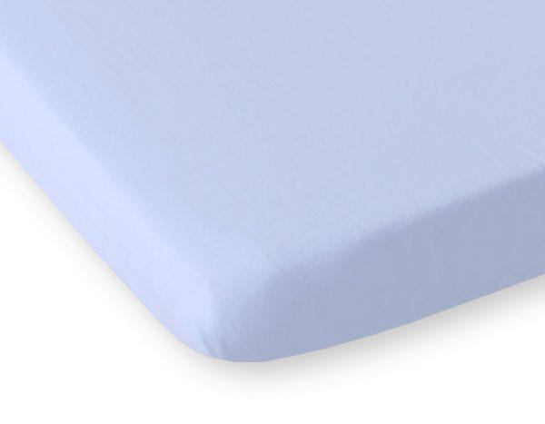 bavlnená plachta modrá