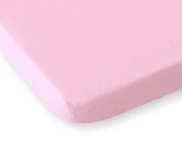 bavlnená plachta ružová