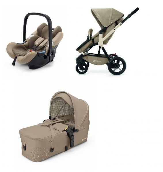 Mobility Set Wanderer Air+Scout Beige