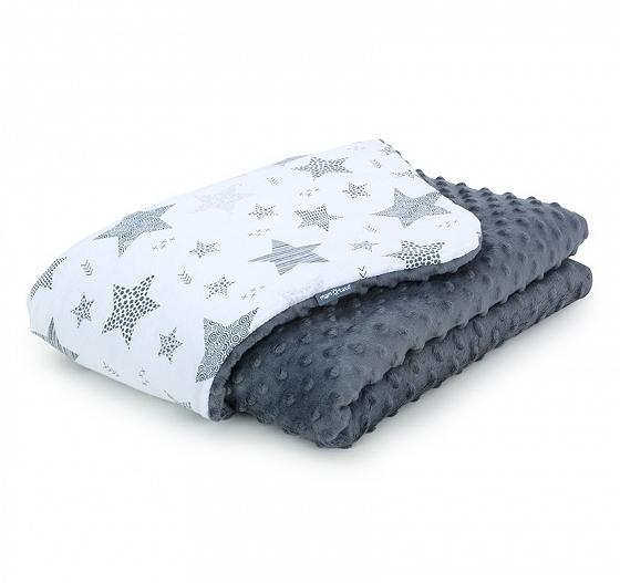 Detské deky Minky