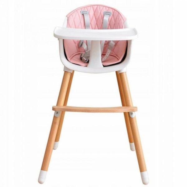 Detské stoličky, drevené
