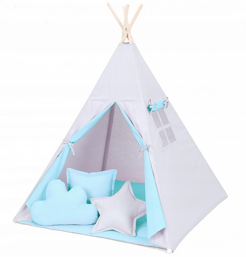 Detské stany TIPI, teepee