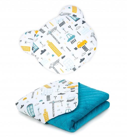 Sady deka + vankúšik
