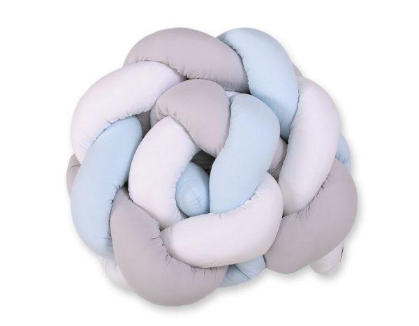 pleteny-mantinel-modro-sivy