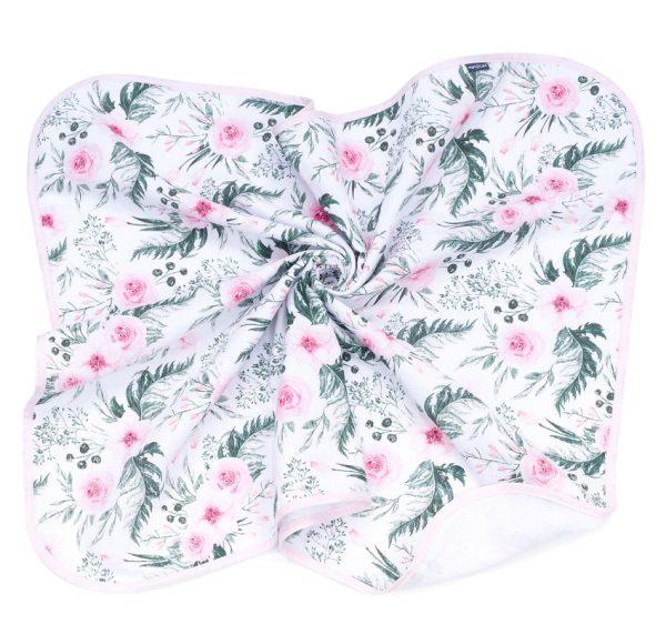 ružová-záhrada-detská-deka