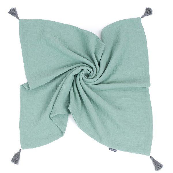 šalviova-detska-muselinova-deka-so-strapcami