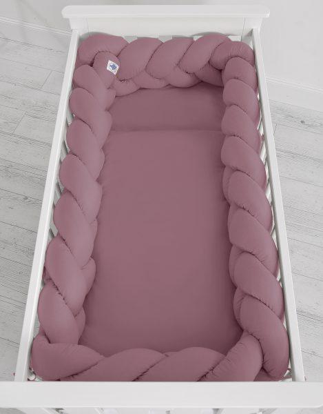 mantinel pleteny do vrkoca 360cm pastelova fialova2