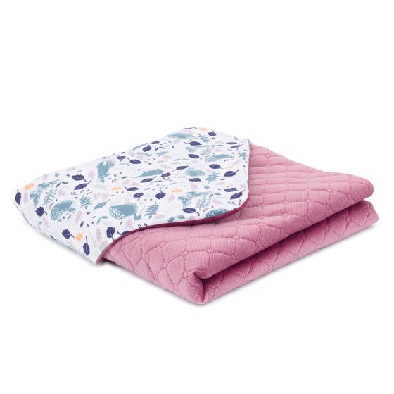 ružová-detská-deka
